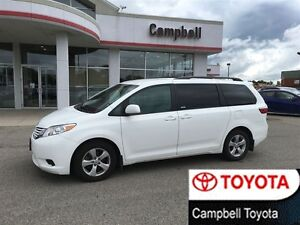 2016 Toyota Sienna LE POWER SLIDING DOORS BLUETOOTH V6 FWD