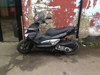 Gilera Runner 200 reg 125 LOUD EXHAUST