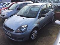 Ford Fiesta 1.2 climate 2006 only 75000 miles
