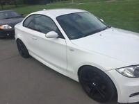 120d BMW 2litre diesel msport very clean