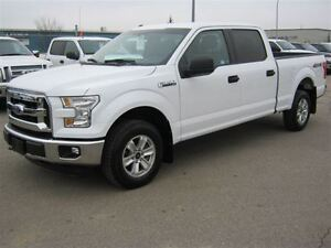 2016 Ford F-150 XLT Supercrew 4x4 Ecoboost Pwr Seat