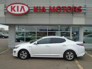2014 Kia Optima LX HYBRID 'MUST SEE' FUEL SIPPER/WARRANTY REMAIN