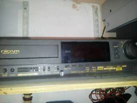 JVC HR-D960EK NICAM VCR RECORDER DECK