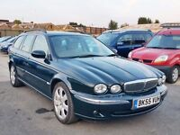 2005 Jaguar X-Type Estate Auto 2.5 V6 AWD 4x4 Low Miles WARRANTY