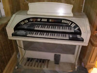 Free to a good home - Conn electronic theatre organ