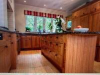 Mayflower solid wood kitchen