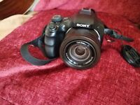 Sony Cybershot HX400, digital camera.