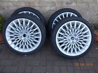 Audi A3 Winter Wheels and Tyres