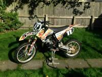 KTM 85 2012
