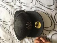 New York fitted cap never worn all stickers still attached