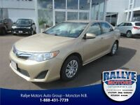 2012 Toyota Camry LE, 47 Km, Warranty, condition !