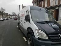 Alloy wheel repair van