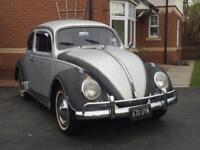 1960 VW Beetle (LHD) Classic car
