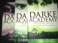 Darke Academy - Book Trilogy