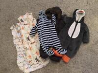Baby bundle - sleepwear and outerwear