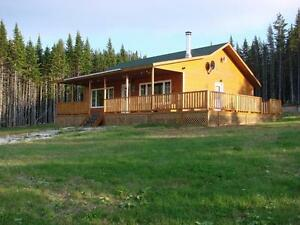 LOG STYLE CABIN FOR SALE AT TAYLOR'S BROOK, H.VALLEY