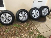 VW Genuine T5/T6 Alloy Wheels
