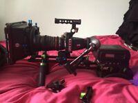 Blackmagic Pocket Cinema Camera, plus lots of extra!