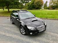 2009 Subaru Outback 54K SatNav Leather Sunroof Xenons Full Subaru History