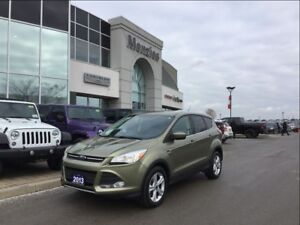 2013 Ford Escape SE, Bluetooth, ONE OWNER, Clean Carproof