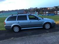Skoda Octavia estate 19 tdi automatic £600ono