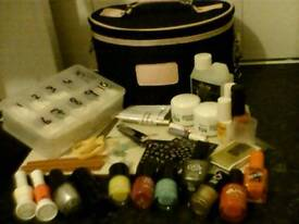 Acrylic nail kit 150pcs