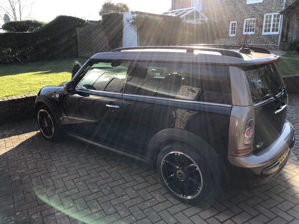 2013 Mini Cooper D Clubman Limited Edition Bond Street In