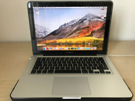 Like New Macbook Pro 13 inch 2011 intel core i7 4GB memory 750GB HDD - perfect condition