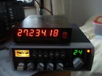 ZETAGI C57 FREQUENCY COUNTER BOXED