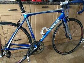 Road/Racing bike. Trek Madane 5.5 excellent condition