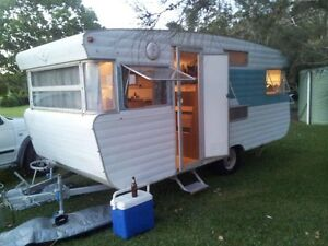 WTB 1970's VISCOUNT CARAVAN Queenstown Port Adelaide Area Preview