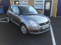 2010 Suzuki swift 1.4 12 months mot/3 months warranty