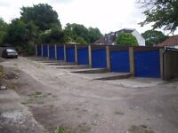 Lock-up garage available in Famet Avenue, Purley for storage of vehicle or items