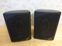 Pair of Philips speakers