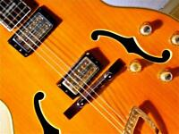 Edinburgh Guitar lessons - 1/2 price 1st lesson!