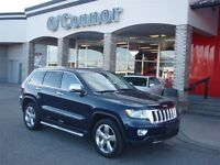 2012 Jeep Grand Cherokee Overland Loaded,Like New