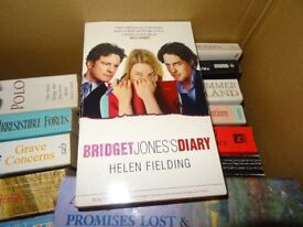 BRIDGET JONES´S DIARY - HELEN FIELDING - PAPERBACK BOOK