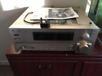 Pioneer AV thx Amp