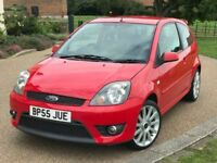 Ford Fiesta ST 150 2.0 Petrol Manual Red FSH HPI Clear VGC Good Runner Genuine