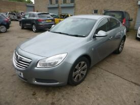 VAUXHALL INSIGNIA - FP62WHD - DIRECT FROM INS CO