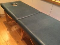 Massage Couch - used, good condition.
