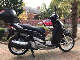 2014 HONDA SH300i TOP OF THE RANGE SPORTS SUPER SCOOTER MUST BE SEEN -FINANCE ETC £2799
