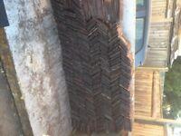 700---800 10 x 6 plain roof tiles great conditon