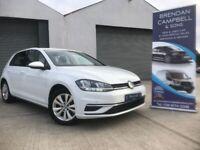 Volkswagen Golf 1.6 TDI SE NAV MK7.5 2017