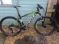 Scott Scale 735 Carbon mountain bike