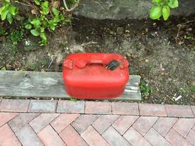 Boat fuel tank / can - SOLD