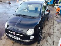 2008 FIAT 500 POP 1.2L—ONE YEAR MOT—EXCELLENT CONDITION ALL ROUND—3 MONTHS WARRANTY