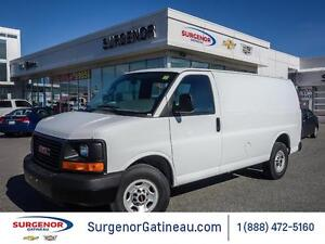 Extended (not the shorty) Commercial Cargo van