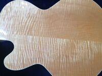 Gibson J-185 EC 'Angel' Acoustic Ltd Ed 2002 USA OHSC Ren Ferguson Custom Built