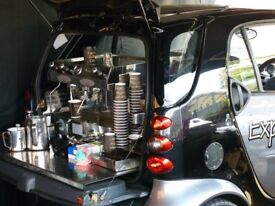 Smart Car Coffee Car - Fantastic first business